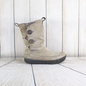 Merrell Tan Suede Opti-Warm Insulated Boot Size 10